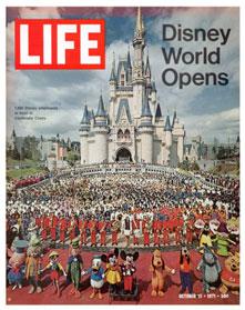 Disney World S Grand Opening