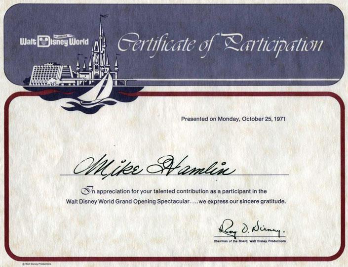 Oct 25 Disney History