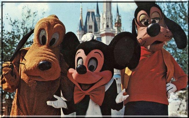 Disney World\'s Grand Opening