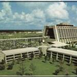 "Contemporary Resort - A Vacation Adventure: The exciting Contemporary Resort is located along the shores of beautiful Bay lake ... right in the middle of ""The Vacation Kingdom of the World."""