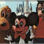 Welcome To The Magic Kingdom: Pluto, Mickey and Goofy are among dozens of favorite Walt Disney characters who meet guests in person throughout the Magic Kingdom.